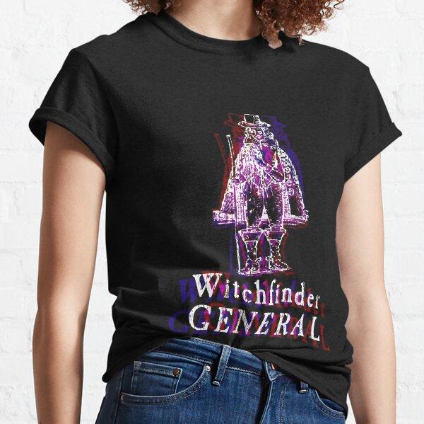 Psychadelic Matthew Hopkins Witchfinder General T-Shirt Classic T-Shirt