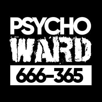 Psycho Ward - Crazy Mad - Halloween Costume by ingeniusproduct