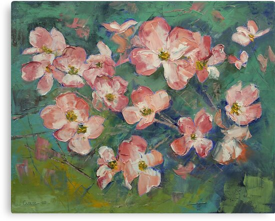 Dogwood by Michael Creese