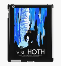 Visit HOTH iPad Case/Skin