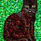 Black Cat by Alan Hogan