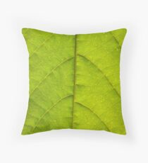 veins Throw Pillow