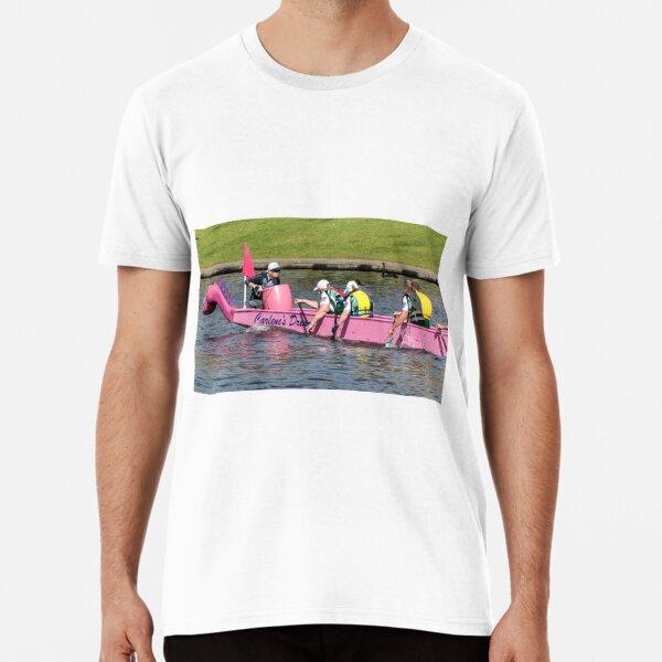 Dragon Boat Racing Premium T-Shirt