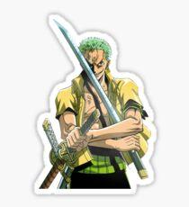 Zorro One Piece Sticker