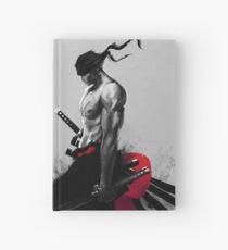 Roronoa Zoro Hardcover Journal
