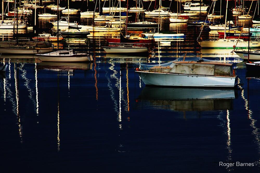 Sydney Harbour by Roger Barnes