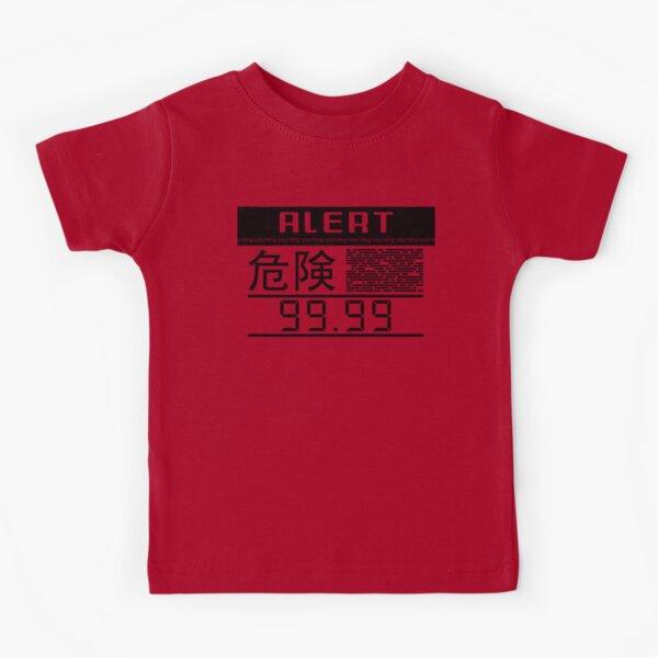 Metal Gear Solid Alert Phase Kids T-Shirt