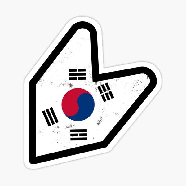 KDM Hoodie Sweatshirt Street Racing Shirt Korean Flag Illest Import Fits Kia