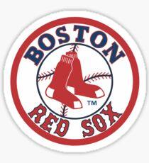 Mookie Betts boston red sox logo Sticker