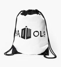 Doctor Who - Bad Wolf Drawstring Bag