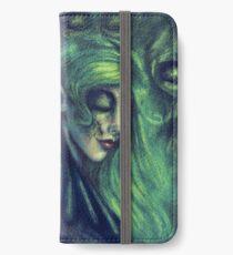 Absynthe iPhone Wallet/Case/Skin