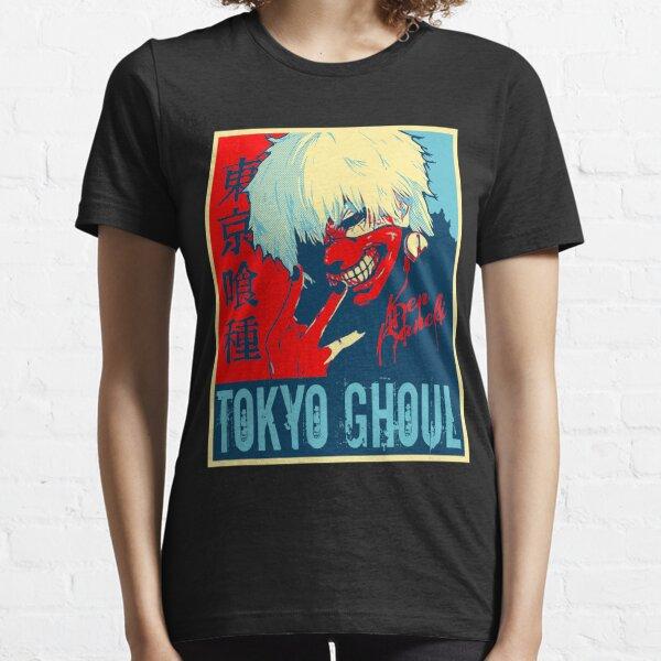 Tokyo Ghoul Ken Kaneki Name Dripping Essential T-Shirt