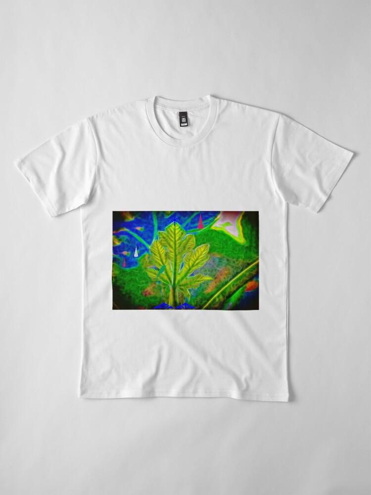 Alternative Ansicht von Karneval Weihnachten Premium T-Shirt