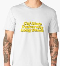 Cal State University Long Beach Men's Premium T-Shirt