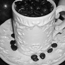Java Beans- B&W by debbiedoda
