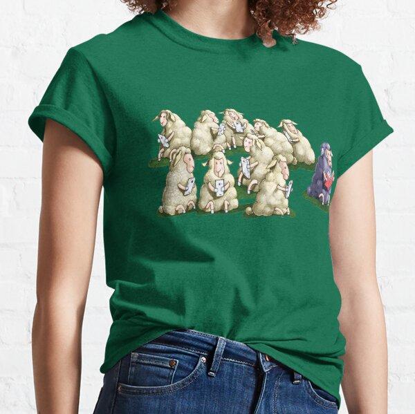 Das Schafschwarzgesetz verwendet die Gefängniszelle nicht Classic T-Shirt