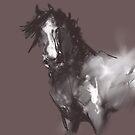 horse by leonarto
