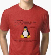 Windows Sucks Tri-blend T-Shirt