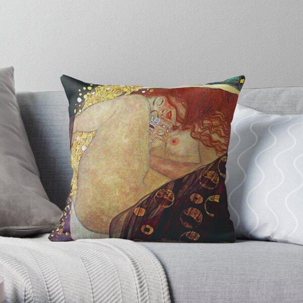 Gustav Klimt Danaë Coussin