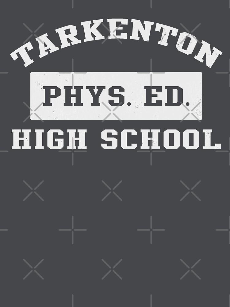 Tarkenton High School Phys. Ed. by expandable