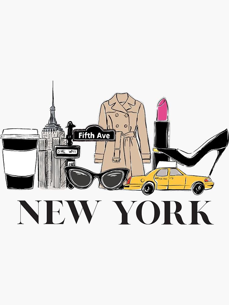 New York by alexaferragamo