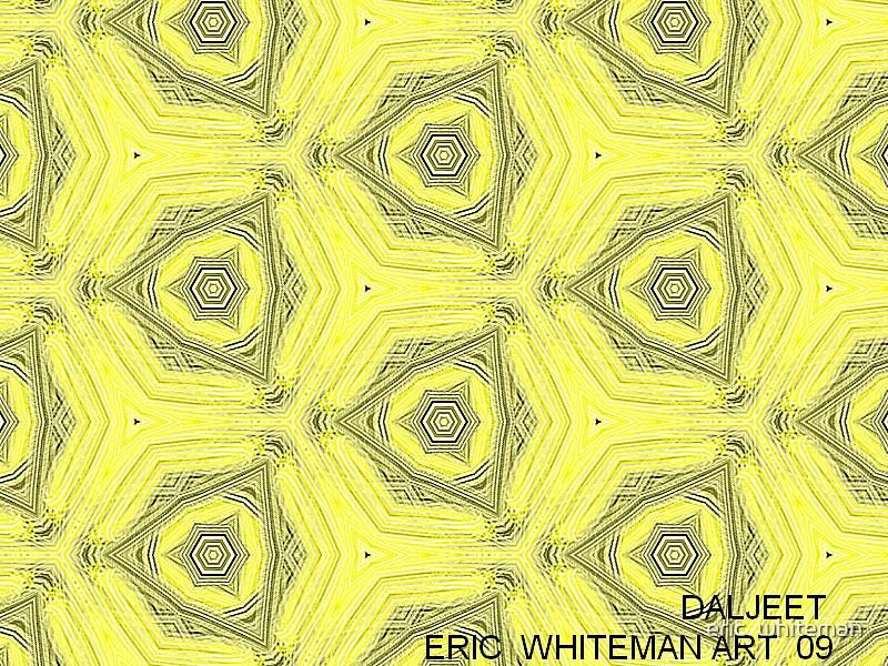 ( DALJEET  )  ERIC WHITEMAN  ART   by eric  whiteman