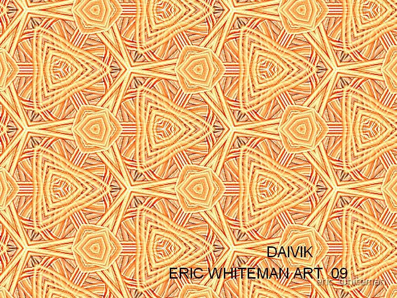 ( DAIVIT )  ERIC WHITEMAN ART   by eric  whiteman