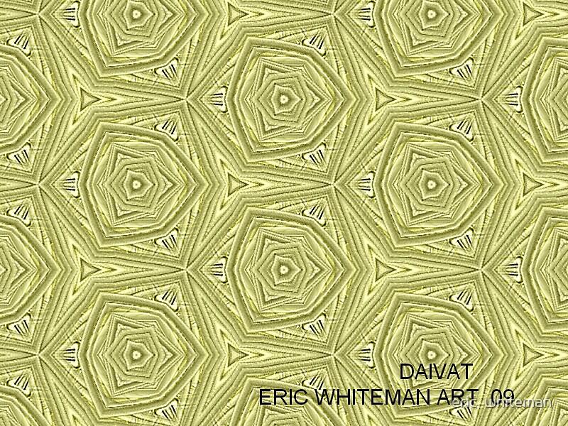 ( DAIVAT )  ERIC WHITEMAN ART, by eric  whiteman