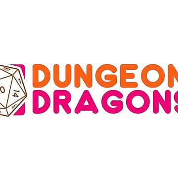 Dungeons Dragons Dunkin by haxamin