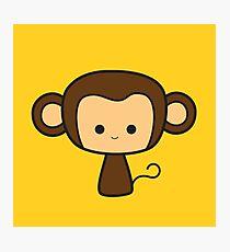 Happy Monkey Photographic Print