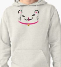 Silly Kitty Pullover Hoodie
