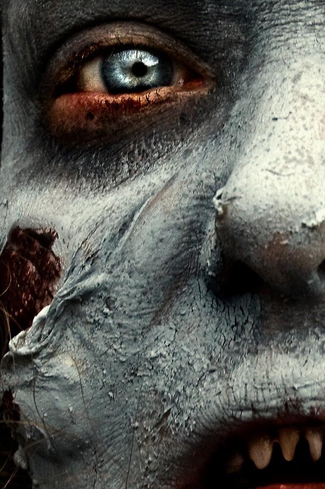 Zombie by Carl Chalupa