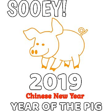 Year of the Pig 2019 by MMadson