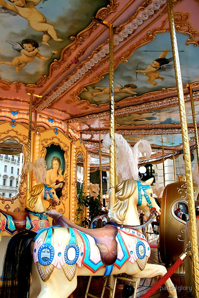 The Carousel - Italy by patti4glory