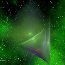 Apophysis IN Space by DeanzWorld