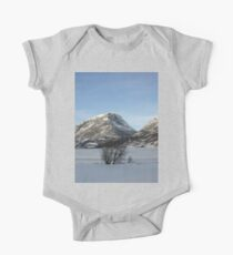 an incredible Norway landscape Kids Clothes