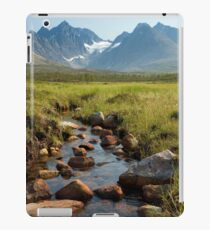 an exciting Norway landscape iPad Case/Skin