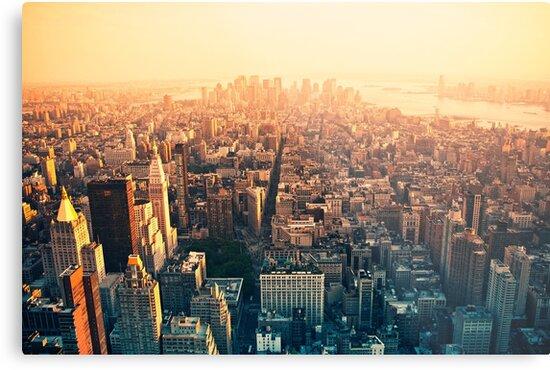 NYC by Boris UNTEREINER
