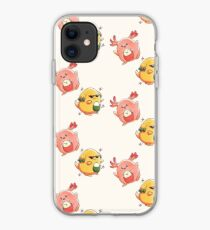 Pokemon Water and Fire Festival iphone case