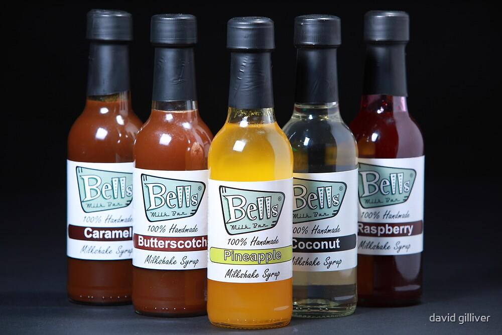 Bells Milk Bar bottles by david gilliver