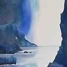 Blizzard in Blue by Glenn  Marshall