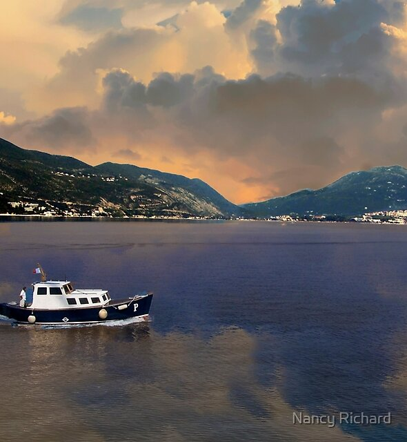 Montenegro, Kotor by Nancy Richard