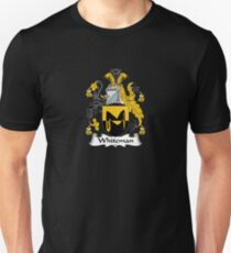 Whiteman Coat of Arms - Family Crest Shirt Unisex T-Shirt