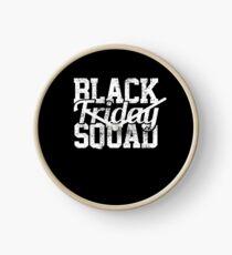 Black Friday Squad Uhr