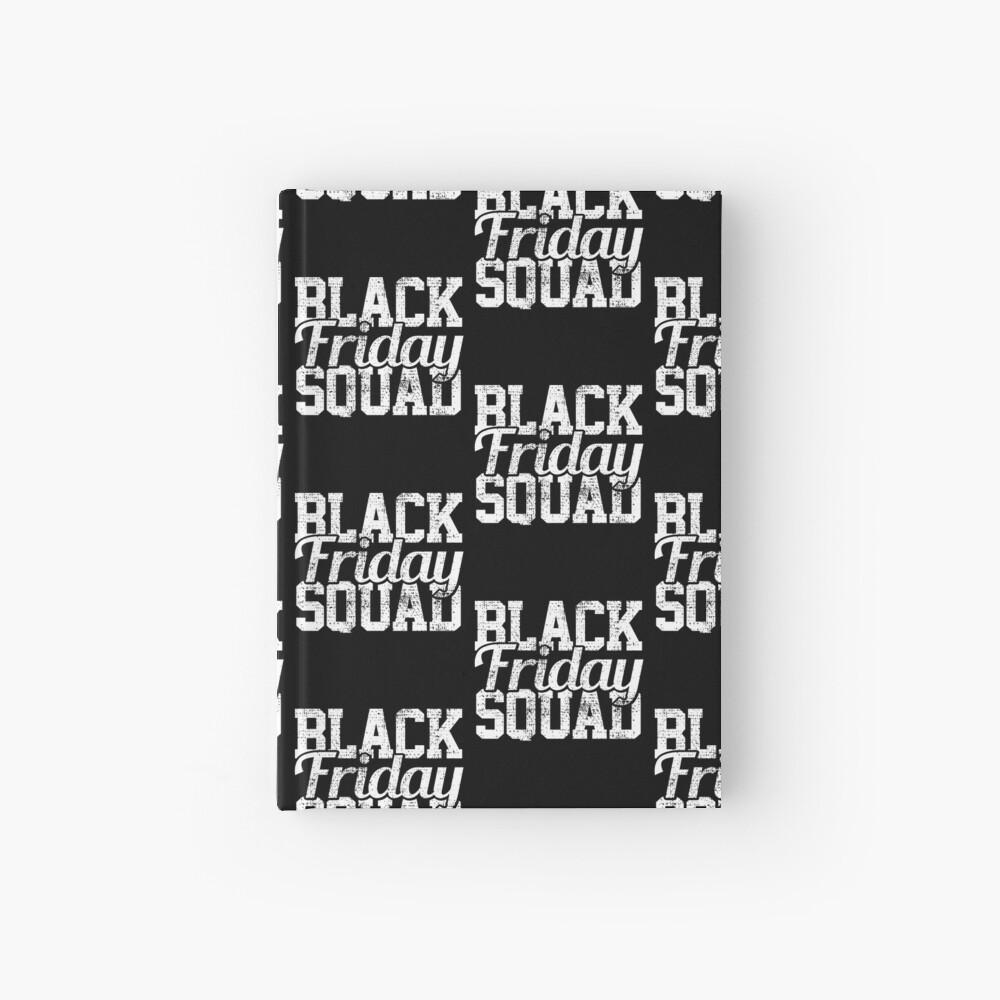 Black Friday Squad Notizbuch
