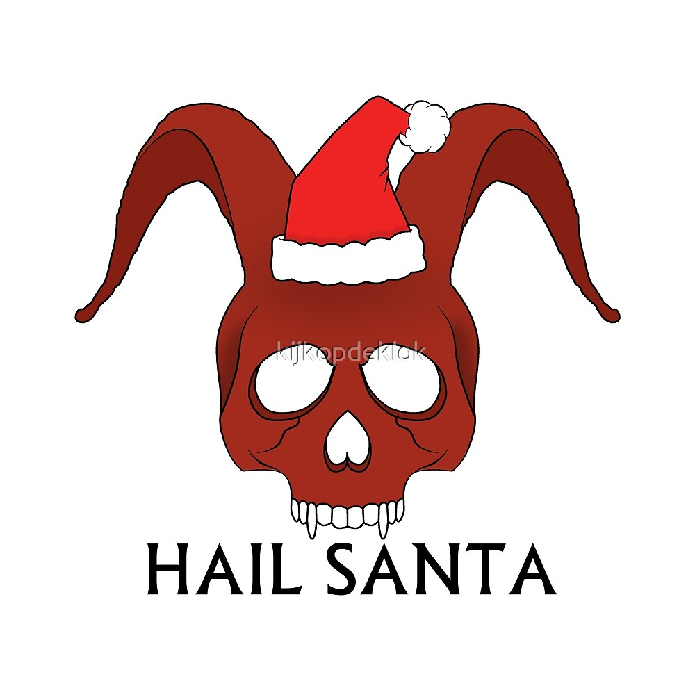 Hagel Santa von kijkopdeklok