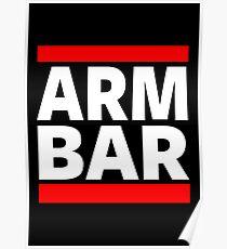 Jiu Jitsu - Arm Bar Poster