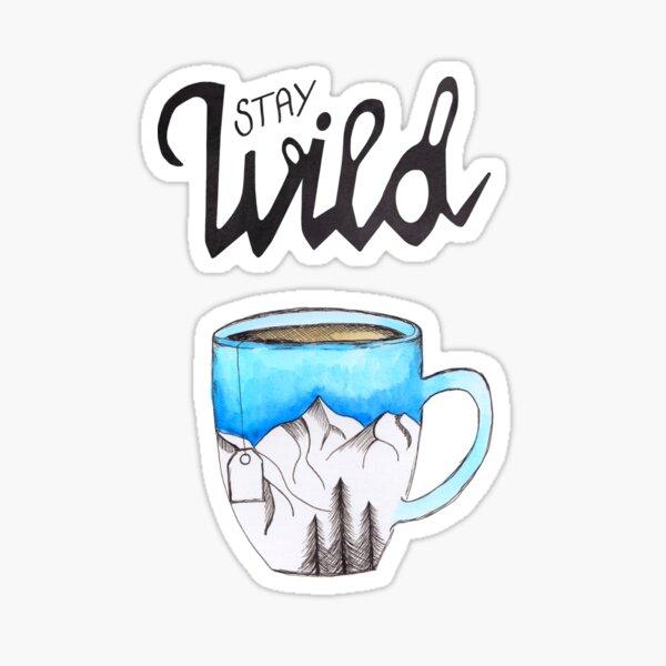 Wilderness Sticker