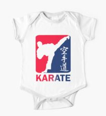 Karate One Piece - Short Sleeve