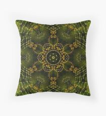 Dirge of Paradise (Inspired by Sleep Architect - Odyssey in Exile) Throw Pillow